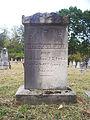 Dunlavey (Patrick), Bethany Cemetery, 2015-10-09, 01.jpg