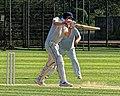 Dunmow CC v Felixstowe and Corinthians CC at Great Dunmow, Essex, England 015.jpg