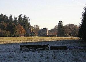 Blane Valley Railway - Duntreath Castle