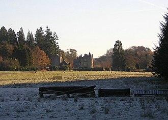 Alice Keppel - Duntreath Castle