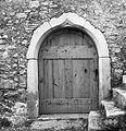 Dutovlje, vrata s portonom 1969.jpg