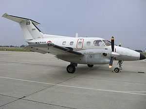Embraer EMB 121 Xingu - Image: EMB 121 marine