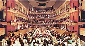 Edmonton Symphony Orchestra - The Edmonton Symphony Orchestra at the Winspear Centre