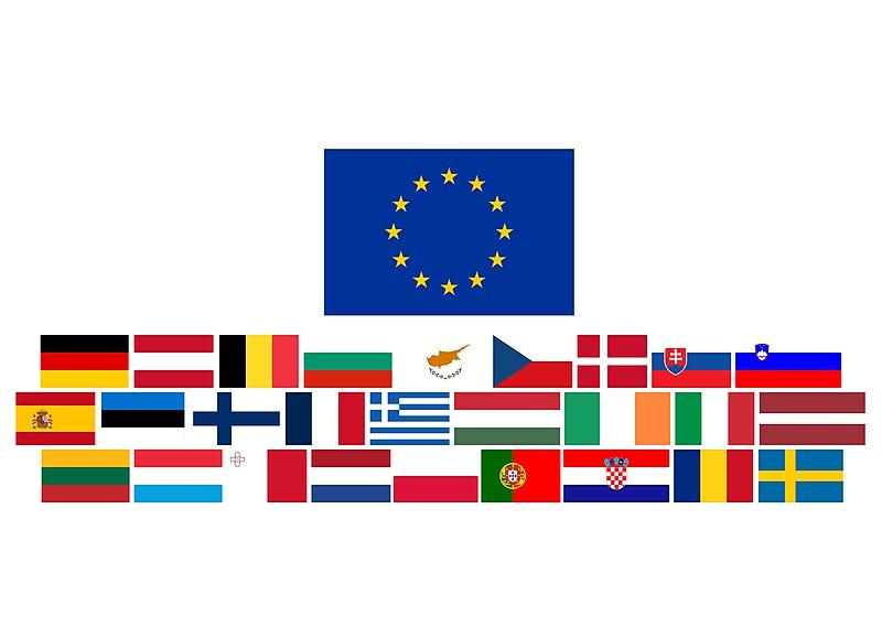 http://upload.wikimedia.org/wikipedia/commons/thumb/7/74/EU_flags.jpg/800px-EU_flags.jpg