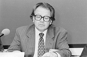 George Radda - Radda in July 1996