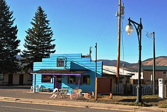 Eagle Nest, New Mexico - Eagle Nest Historic District