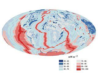 Earths internal heat budget