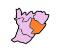 East Garo Hills Subdivisions Dambo Rongjeng