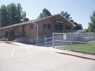 East Layton, Utah - Former city offices