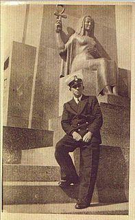 Edmond Wilhelm Brillant Israeli naval architect