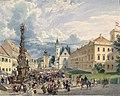 Eduard Gurk - Der Kaiserbesuch in Teplitz-Schönau - 1835-36.jpeg
