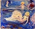 Edvard Munch - Bathing Children.jpg