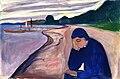 Edvard Munch - Melancholy (1893).jpg