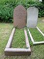 Edward Fergusson Taylor grave East Barnet Church.JPG