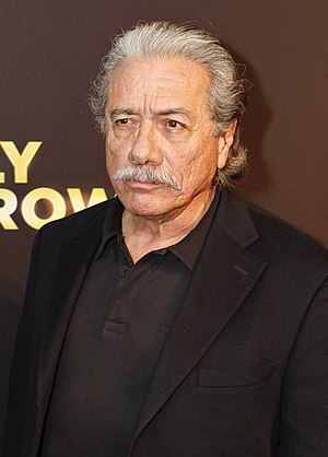 Edward James Olmos - Olmos at 2013 Miami International Film Festival premiere of Filly Brown