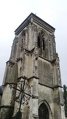 la chapelle de la. Eglise Notre-Dame-de-la-Chapelle D\u0027Abbeville.jpg La Chapelle De R