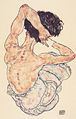 Egon Schiele - Sitzender Rückenakt - 1917.jpeg
