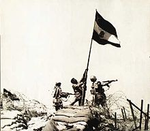 Egypt flag on 6oct war.jpg