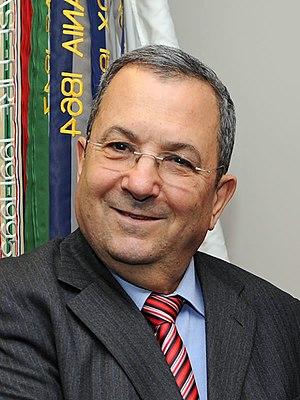 ehud barak political speech