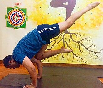Ashtanga vinyasa yoga - Advanced (A) Series