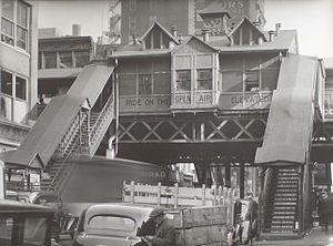 28th Street (IRT Sixth Avenue Line) - 28th Street, 1938