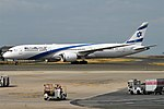 El Al, 4X-EDA, Boeing 787-9 Dreamliner (31397946628).jpg