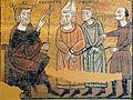 El prefecto Daciano juzga a los santos Valero y Vicente.jpg