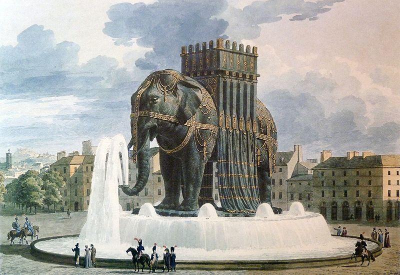 File:Elephant de la Bastille aquarelle de Jean Alavoine.jpg