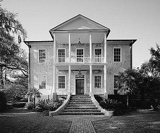 Barnwell-Gough House - Barnwell-Gough House