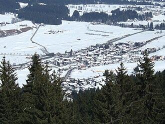 Ellmau - Ellmau in winter