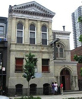 Elmendorf Reformed Church United States historic place