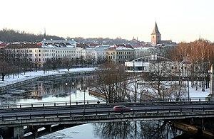 Emajõgi - Emajõgi in Tartu