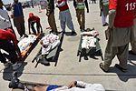 Emergency Exercise Faisalabad International Airport May 2016 16.jpg