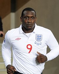 Heskey girlfriend