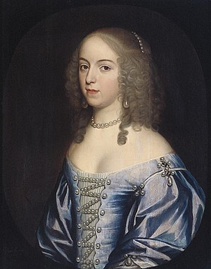 Emilia Butler, Countess of Ossory - Portrait of Emilia Butler, Countess of Ossory (1602-1665), 1649.