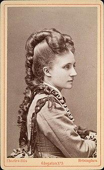 Emmy Achté Finnish opera singer