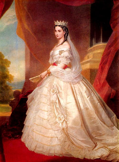 Emperatriz Carlota I de Mexico
