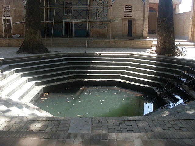 Howz, Mausoleo di Hodja Abdi Darun, Samarcanda