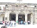 Entrada principal del Castillo de Chapultepec.jpg