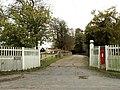 Entrance to Woodlands Hall Farm - geograph.org.uk - 276350.jpg