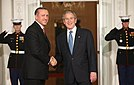 Erdoğan with Bush at White House.jpg