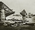 Erection of the west and center arches of the Eads Bridge, view looking northeast, September 1873.jpg