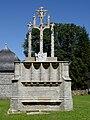 Ergué-Gabéric (Bretagne, Finistère) chapelle de Kerdévot.jpg