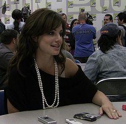 Erica Durance, juli 2009
