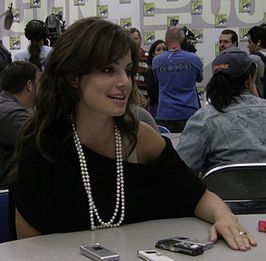 Erica Durance in 2009
