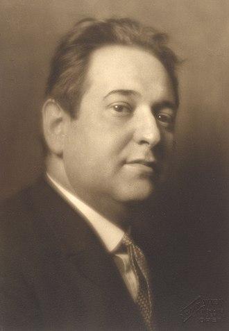 Erich Wolfgang Korngold - Korngold, before 1927