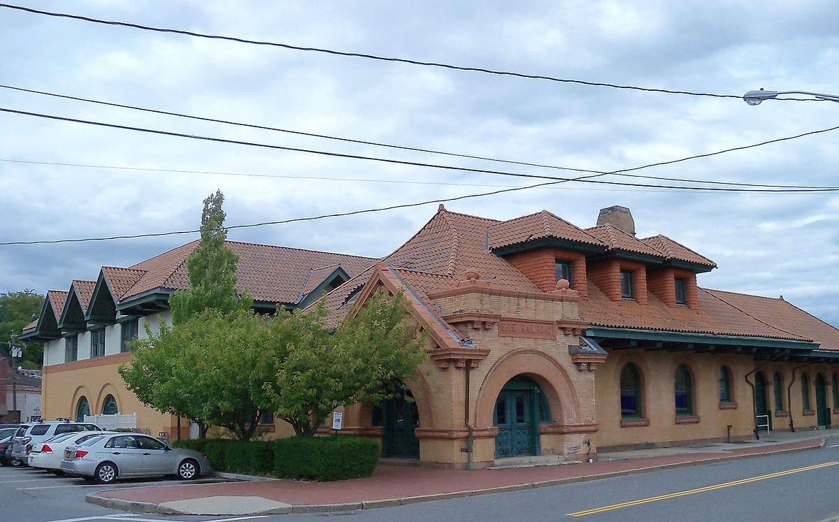 File Erie Railroad Depot Middletown Ny 5 Jpg Wikimedia Commons