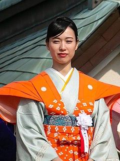 Erika Toda Japanese actress (born 1988)