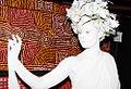 Erina Heights Art Show Bodypainting (9683923297).jpg