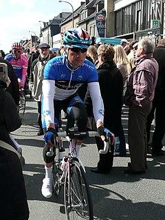 Erki Pütsep Estonian road bicycle racer